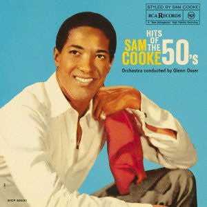 Sam Cooke - Hits Of The 50's - VG- (Low Grade) 1960 Mono (Original Press) USA - Soul