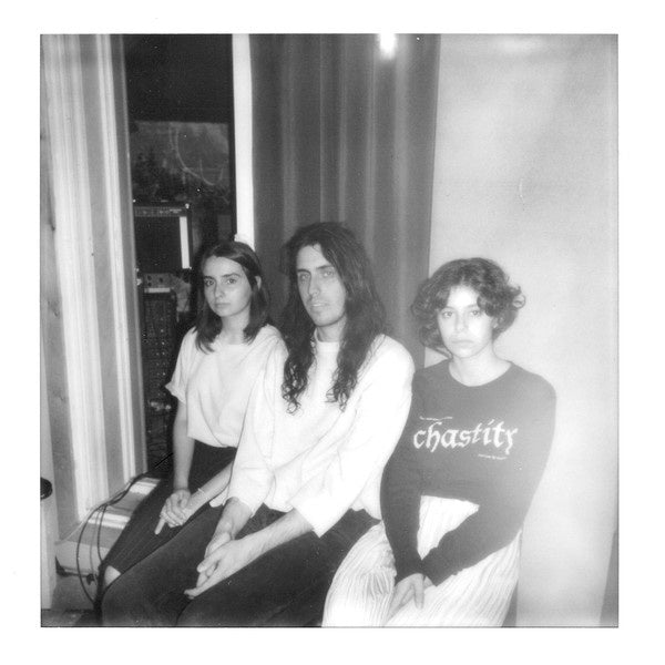 "MOURN & Chastity - Sun - New 7"" Single 2019 Captured Tracks Limited Opaque Yellow Vinyl - Indie Rock"
