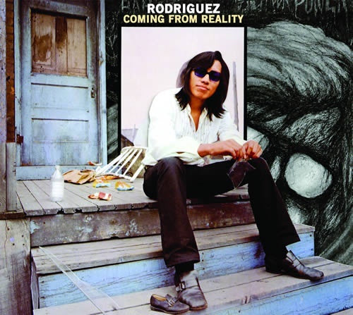 Rodriguez – Coming From Reality (1971) - New Lp Record 2019  UMG / Sussex Europe Import 180 gram Vinyl & Download - Psychedelic Rock / Folk Rock