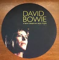 NEW David Bowie - New Career In A New Town (1977-1982) Slipmat Slip Mat Turntable Mat anti static