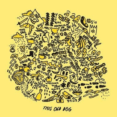 Mac Demarco - This Old Dog - New Vinyl 2017 Captured Tracks Limited Edition White Vinyl LP - Alt-Rock / Noodle-Pop / Pepperoni Playboy