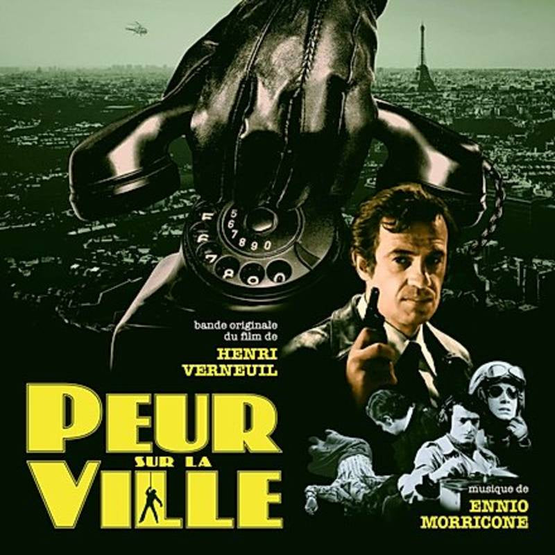 Ennio Morricone - Peur Sur La Ville (1975) - New 2 LP Record Store Day 2020 Wewantsounds France Import RSD Vinyl - Soundtrack