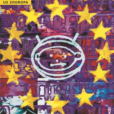 U2 - Zooropa - New 2 Lp Record Europe Import 180 gram Blue Vinyl & Download - Pop Rock