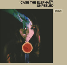 Cage the Elephant - Unpeeled - New Vinyl 2017 RCA Records Limited Edition 140gram 2-LP Orange-Scented Orange Colored Vinyl w/ Download - Alt-Rock / Indie Rock