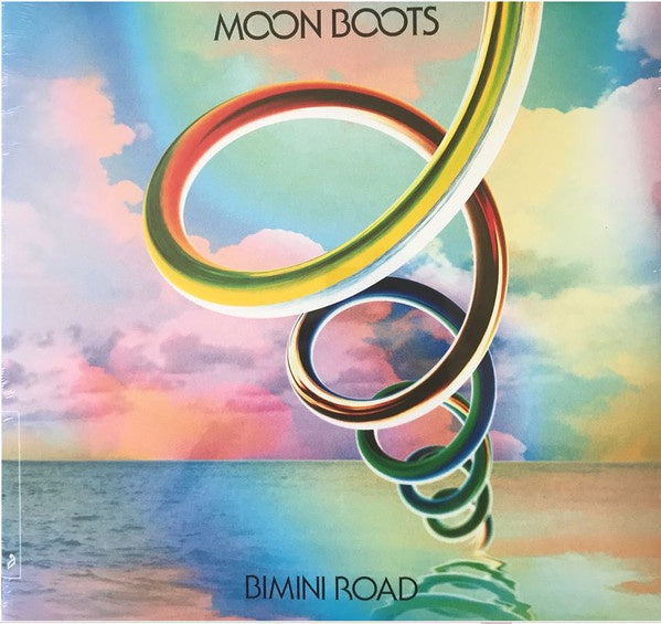 Moon Boots ‎– Bimini Road - New 2 Lp Record 2019 Limited Edition Clear Vinyl - Deep House / Nu-Disco