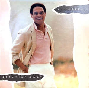 Al Jarreau ‎– Breakin' Away - VG+ LP Record 1981 Warner Bros. - Jazz-Funk / Soul