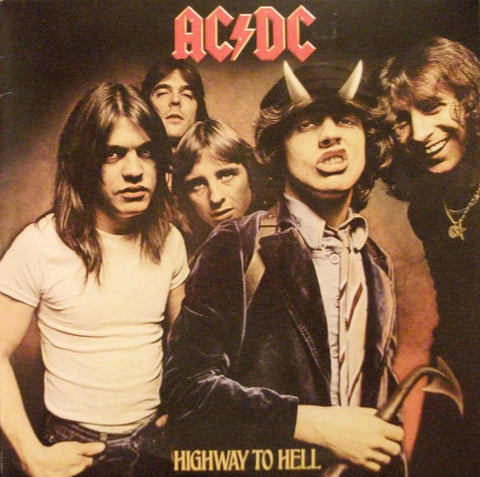 AC/DC ‎– Highway to Hell (1979) - New Lp Record 2003 ISA 180 gram Reissue Vinyl - Hard Rock / Classic Rock