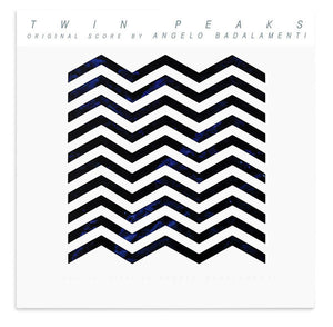 Angelo Badalamenti ‎– Twin Peaks - New LP Record 2016 USA 180 gram Brown Marbled Vinyl - Soundtrack / Score