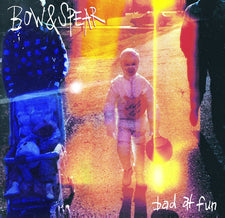 Bow & Spear - Bad at Fun - New Vinyl Record 2017 What's For Breakfast Pressing with Download - Chicago, IL Shoegaze / Post-Hardcore