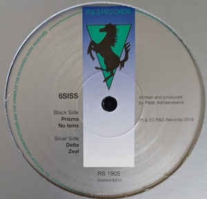 6SISS ‎– Prisma - New Vinyl EP Record R&S 2019 - Techno