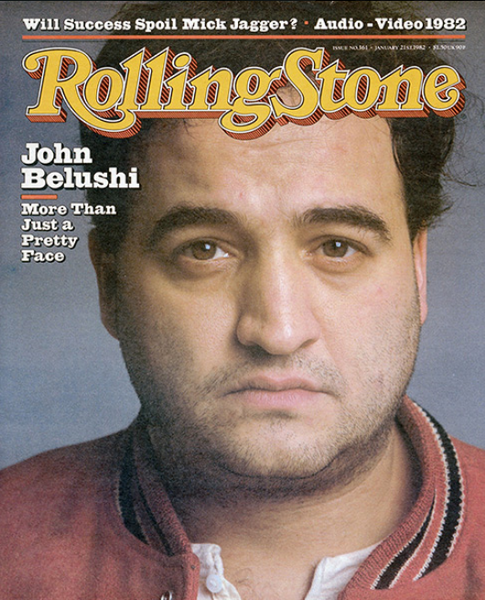 Rolling Stone Magazine - Issue No. 361 - John Belushi