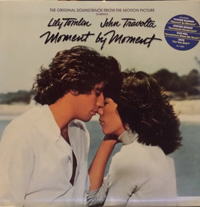 Various ‎– Moment By Moment Original Movie - Mint-  Lp Record 1979 RSO USA Promo Vinyl - Soundtrack