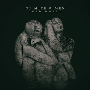 Of Mice & Men - Cold World - New Vinyl 2016 Rise Records Gatefold Limited Edition Colored Vinyl + Download - Metal / Alt-Metal / Nu Metal