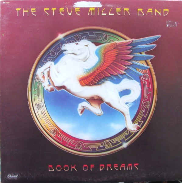 The Steve Miller Band - Book Of Dreams - New 2019 LP Record 1977 Reissue Vinyl - Classic Rock