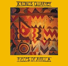 Kronos Quartet ‎– Pieces Of Africa (1992) - New Vinyl 2016 Nonesuch 2 Lp Reissue - International / African