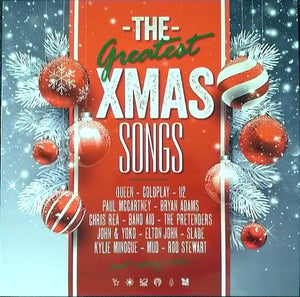 Various Artists - The Greatest Xmas Songs - New 2 LP Record 2019 Universal Limited Edition Numbered Colored Vinyl EU Import - Holiday