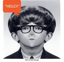 Mark Mothersbaugh ‎– Hello! - New Vinyl 2016 USA RSD Record Store Day Limited Edition Etched Vinyl - Electronic / Abstract / Synth-pop