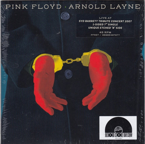 "Pink Floyd - Arnold Layne Live 2007 - New 7"" Single Record Store Day 2020 USA Legacy USA RSD Vinyl - Psychedelic Rock"