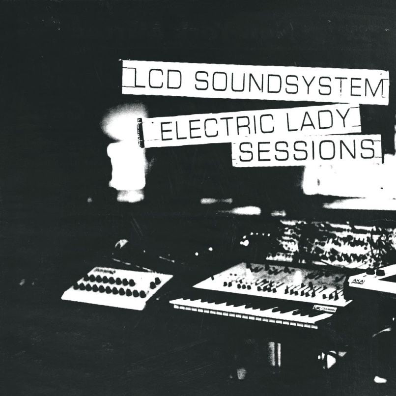 LCD Soundsystem - Electric Lady Sessions - New Vinyl 2 Lp 2019 Columbia / DFA Pressing with Gatefold Jacket - Electronica / Dance Punk / Live Recordings