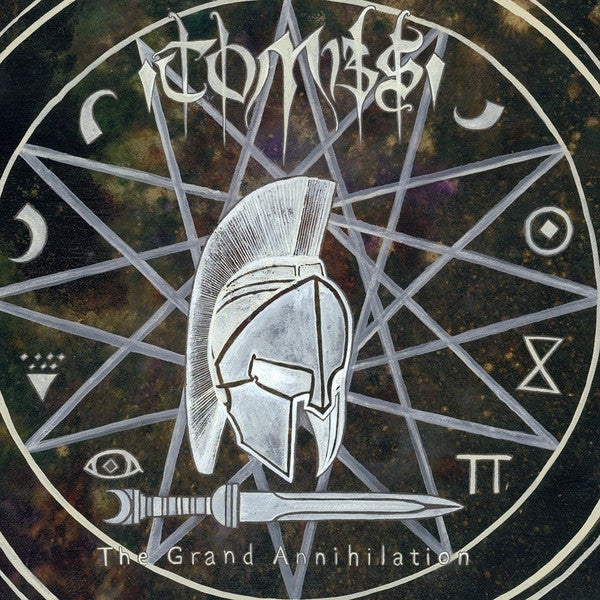 Tombs ‎– The Grand Annihilation - New Vinyl 2017 Metal Blade 180Gram EU Pressing - Black / Sludge Metal