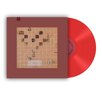 Touche Amore - Stage Four - New Vinyl Record 2016 Epitaph Limited Edition Translucent Red Vinyl LP + Download - Screamo / Skramz / Post-hardcore