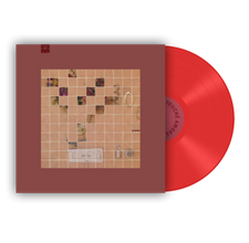 Touche Amore - Stage Four - New Vinyl 2016 Epitaph Limited Edition Translucent Red Vinyl LP + Download - Screamo / Skramz / Post-hardcore