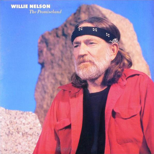 Willie Nelson - The Promiseland - VG+ (VG- Cover) 1986 Stereo USA - Country