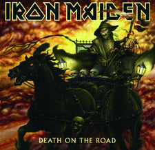 Iron Maiden ‎– Death On The Road - New Vinyl 2017 Sanctuary Records 180Gram 2-LP Gatefold Reissue - Metal
