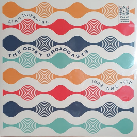 Alan Wakeman ‎– The Octet Broadcasts (1969 And 1979) - New 2 LP Record 2020 Gearbox Vinyl - Jazz / Post Bop