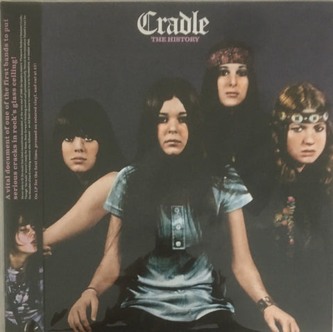 Cradle - The History - New 2 LP Record Store Day 2020 Modern Harmonic Purple USA RSD Vinyl - Rock