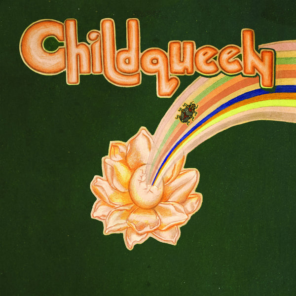 Kadhja Bonet - Childqueen - New Vinyl Lp 2018 Fat Possum 'Indie Exclusive' Pressing on Colored Vinyl - Neo-Soul