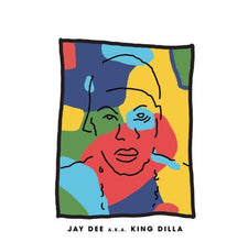 J Dilla - Jay Dee a.k.a. King Dilla - New Vinyl 2017 Ne'Astra Music Group (8 Previously Unreleased Beats!) - Hip Hop / Beats