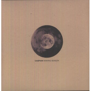 Caspian ‎– Waking Season - New 2 LP Record 2012 Triple Crown Limited Gold White / Marble Vinyl - Post Rock