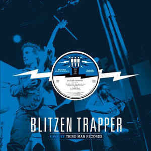 Blitzen Trapper - Live at Third Man (3/16/2016) - New Vinyl Record 2016 Third Man 'Live to Acetate' Pressing - Folk Rock / Alt-Country