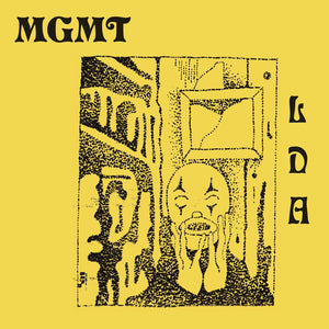 MGMT - Little Dark Age - New LP Record 2018 Europe Import 180 gram Vinyl & Download - Psychedelic Rock / Indie Pop / Indie Rock