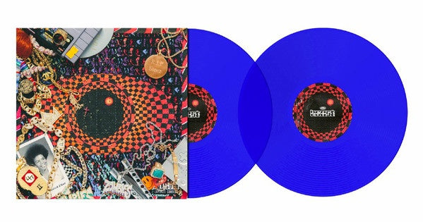 Beast Coast - Escape From New York - New 2 Lp Record 2019 USA Indie Exclusive Blue Vinyl & Book & Stickers - Hip Hop