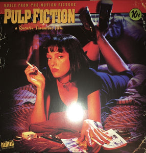 Various ‎– Pulp Fiction (Music From The Motion Picture) - New Lp Record 2019 MCA Europe Import Target Exclusive Yellow Vinyl - Soundtrack