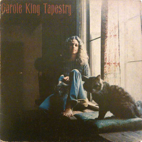 Carole King ‎– Tapestry - VG+ Lp Record 197 Ode USA Original Vinyl - Soft Rock / Pop Rock