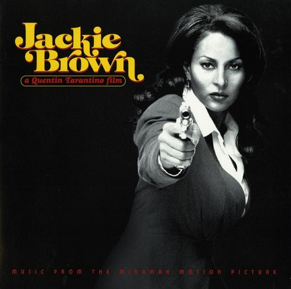 Various ‎– Jackie Brown (Music From The Miramax Motion Picture) - New Lp Record 2016 Maverick  USA 180 gram Vinyl - 90's Soundtrack / Tarantino