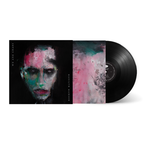 (Pre-Order) Marilyn Manson - WE ARE CHAOS - New Lp Record 2020 Loma Vista USA Indie Exclusive Vinyl & Postcard Set - Alternative Rock / Industrial