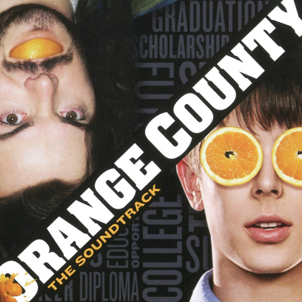 Various - Orange County (The Soundtrack) - New Vinyl 2 Lp 2018 RGM 1st Pressing on Orange Vinyl with Gatefold Jacket (Limited to 750!) - 2001 Soundtrack