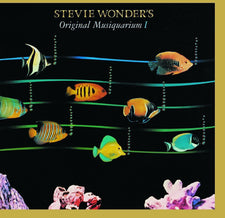Stevie Wonder ‎– The Original Musiquarium I (1982) - New Vinyl 2017 Tamla / UMe 2-LP Gatefold Compilation Reissue - Funk / Soul