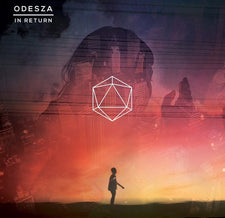 Odesza ‎– In Return - New Vinyl 2014 Counter / Ninja Tune 2-LP Gatefold Pressing with Download - Electronic / Synth-Pop / Ambient