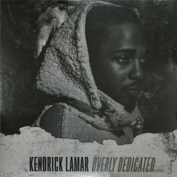 Kendrick Lamar - Overly Dedicated - New Vinyl 2 Lp 2018 Limited Edition Import Pressing on Clear Vinyl - Rap / Hip Hop