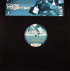 "High Caliber (Featuring Frequency) - Come Together MINT- 12"" Single 2005 In Stereo USA - Chicago House"