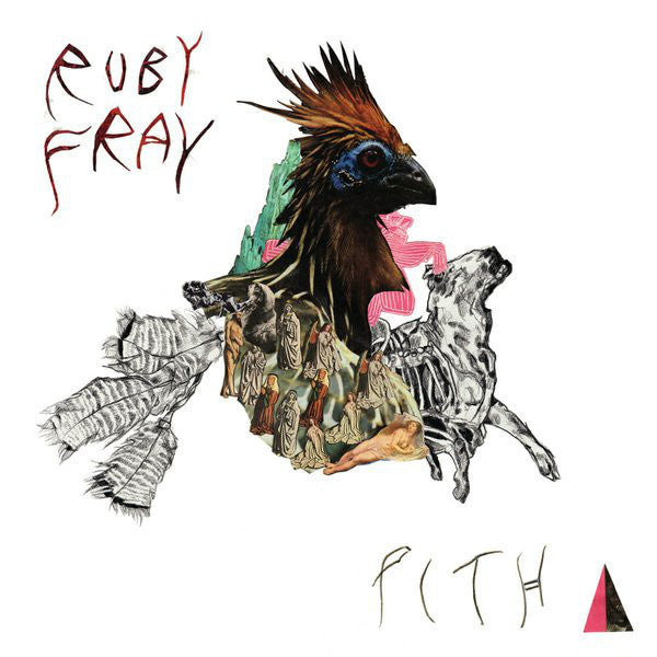 Ruby Fray ‎– Pith - New Vinyl 2012 USA - Rock / Soft Rock / Folk