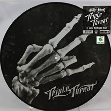 "Triple Threat - Triple Threat - New Vinyl 2018 Majik Ninja Record Store Day Exclusive 12"" Picture Disc (Limited to 1000) - Rap"
