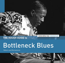 Various - The Rough Guide to Bottleneck Blues - New Vinyl 2017 World Music Network Limited Edition Compilation with Download - Blues
