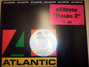 "N2Abyss ‎- Freaks 2 - Mint- 12"" Stereo 2002 USA Vinyl Promo - Rap / Hip Hop"