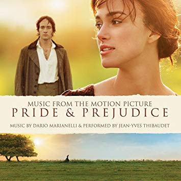 Dario Marianelli & Jean-Yves Thibaudet ‎– Pride & Prejudice (Music From The Motion Picture) - New Lp Record 2017 Decca UK Import Vinyl - 2005 Soundtrack